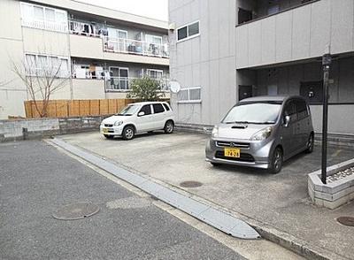 【駐車場】ビートル山本北
