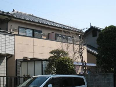 【外観】長谷川アパート
