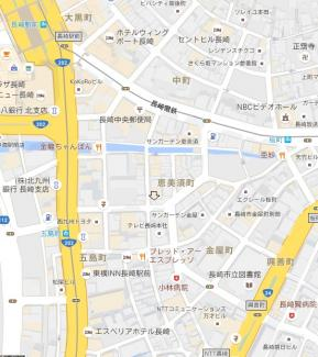 【地図】コーポ・ロアール