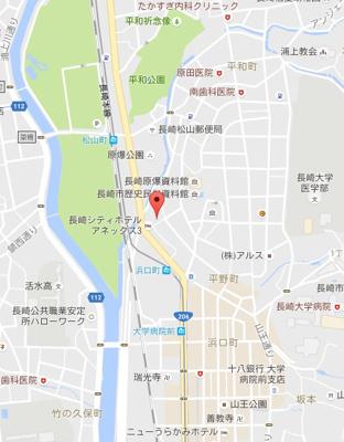 【地図】ランドスケープ