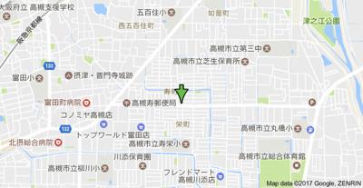 【地図】メラレンタル4 株式会社Roots