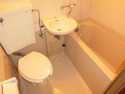 【浴室】サンライフ常盤台2
