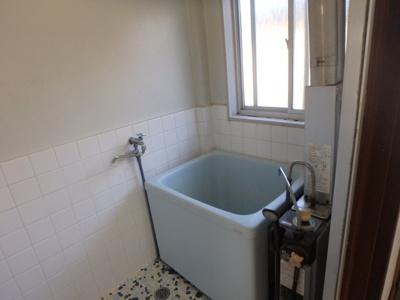 【浴室】コーポタイヨー