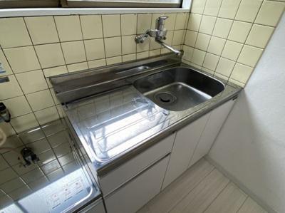 【キッチン】片山アパート