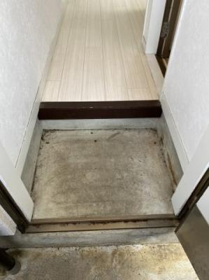 【玄関】片山アパート