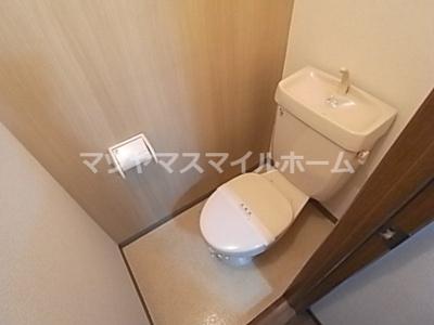 【トイレ】クワイエット赤井