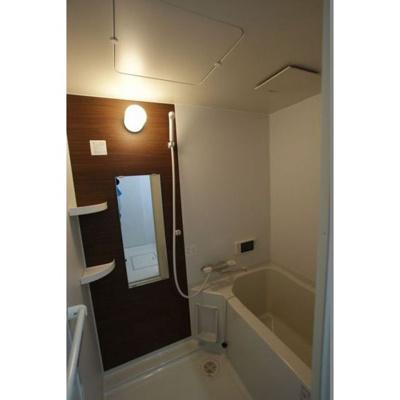 【浴室】グランパーク城南WEST
