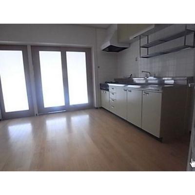 【キッチン】エメラルドマンションエクストラ小笹