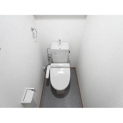 【トイレ】ロイヤルリバービュー143
