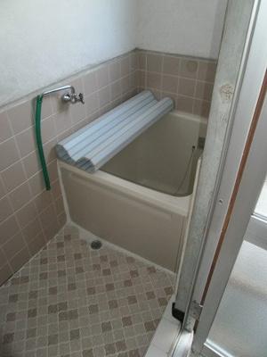 【浴室】大池文化