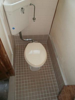 【トイレ】大池文化