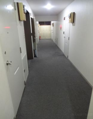 エクセル藤和 廊下