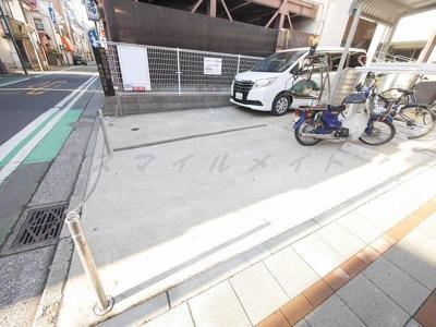【駐車場】Ange 横濱山手