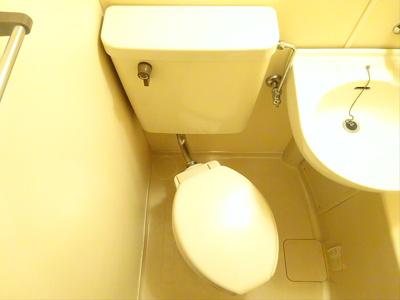 【トイレ】テラスラシェーヌ