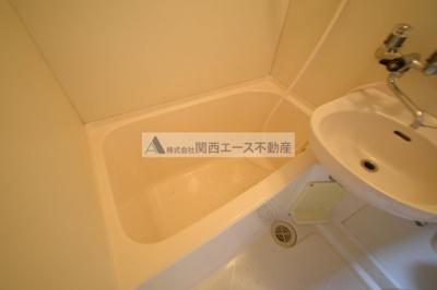 【浴室】プレアール四条畷