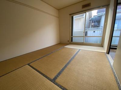 【和室】松村ハイツD棟 スモッテー阪急高槻