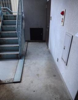 倉澤ビル 共用廊下