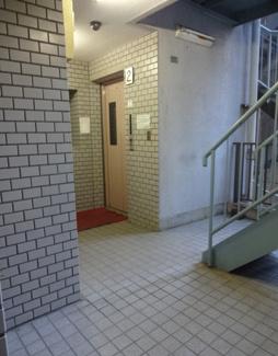 倉澤ビル 2階の共用部分