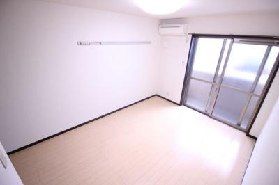 【寝室】レフア弓削