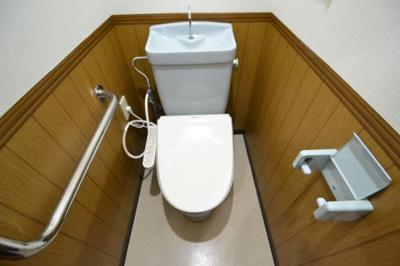 【トイレ】ガーネット森北町