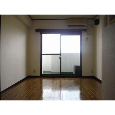 【居間・リビング】ライオンズマンション六本松第3