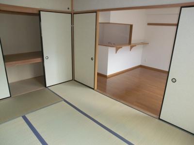 【和室】フルールヤマタ