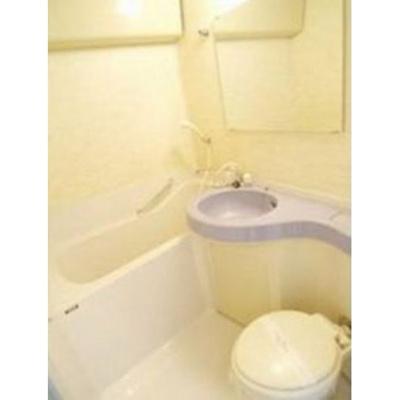 【浴室】ロマネスク南薬院