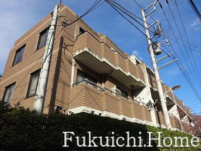 【外観】ラ・ファミーユ弐番館