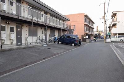 【駐車場】小山マンション