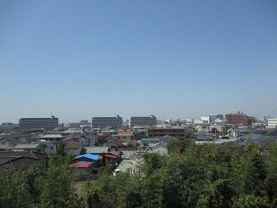 【展望】シャルマンコーポ明石3号棟