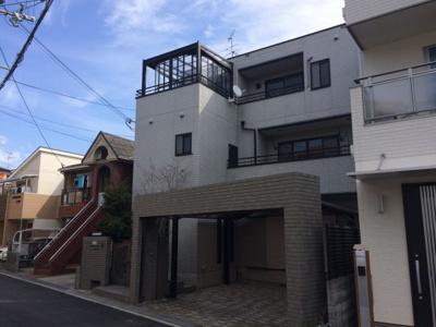 【外観】東奈良1丁目中古2世帯住宅