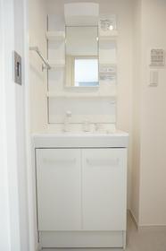 リブリ・ORKの独立洗面台