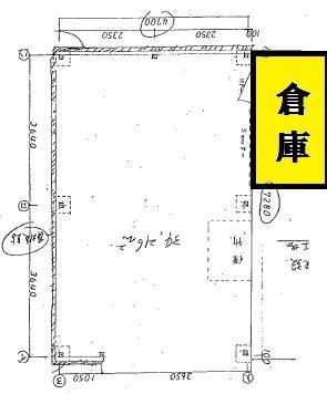 【駐車場】深井北町倉庫