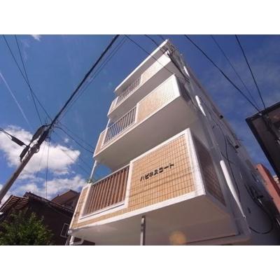 【外観】ハピネスコート
