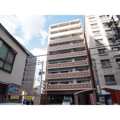 【外観】SD(エスディー)マンション博多駅南