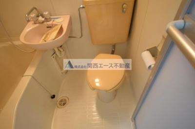 【トイレ】パロスコート