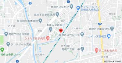 【地図】カサエステ1番館