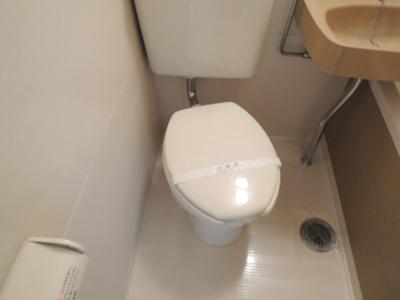 【トイレ】ローズリーフ平野