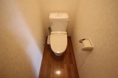 【トイレ】サンビルダー六甲山ノ手2