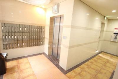 エレベーターでらくちん
