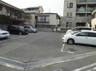 【外観】藤田モータープール東側