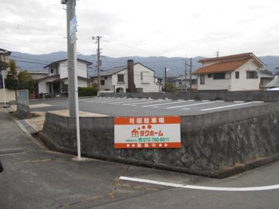 【外観】伏尾台中村駐車場