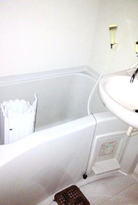 【浴室】ヴィラプリムローズ