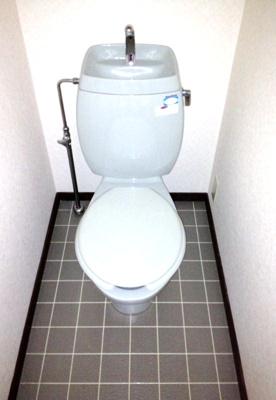 【トイレ】ヴィラプリムローズ