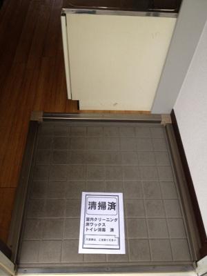 【玄関】ヴィラプリムローズ