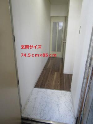 【玄関】NYK針中野(エヌワイケー針中野)