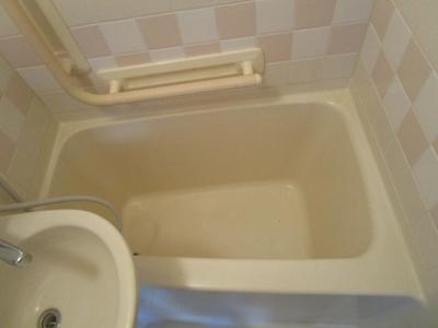 【浴室】NYK針中野(エヌワイケー針中野)