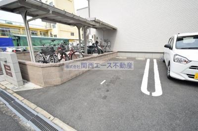 【駐車場】メゾンタニガワⅡ
