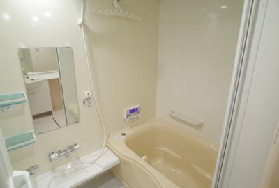 【浴室】ボヌール本山中町