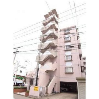 【外観】ハピネス岩崎